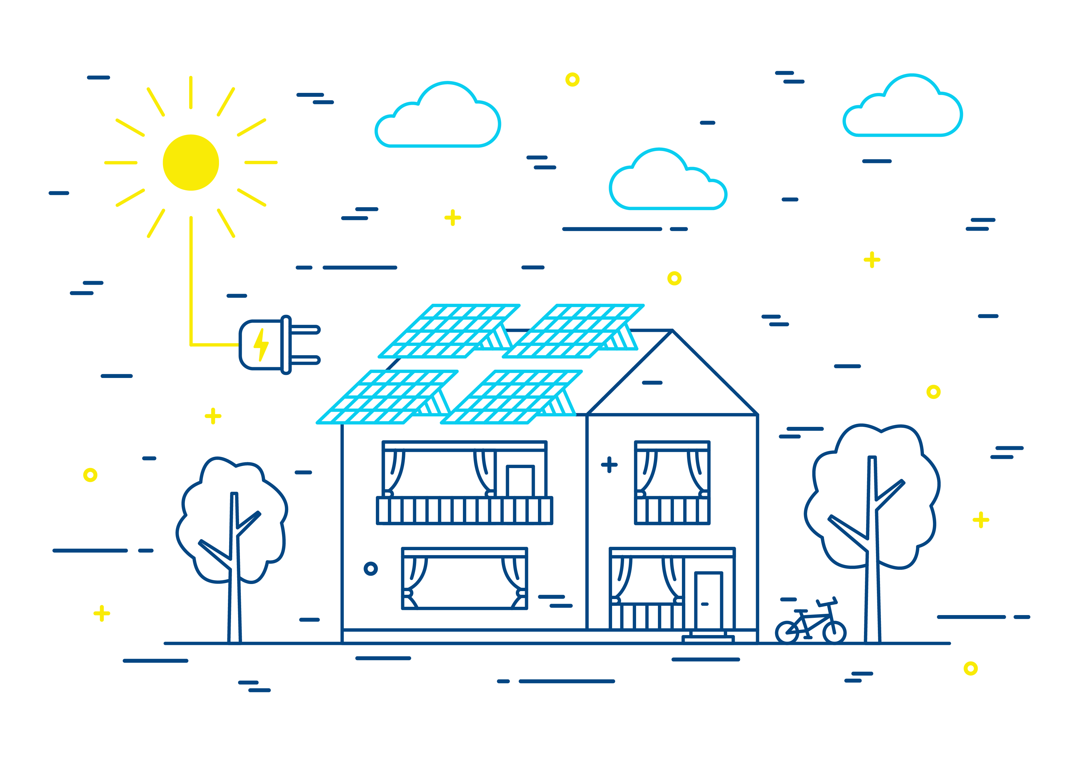 Residential solar services