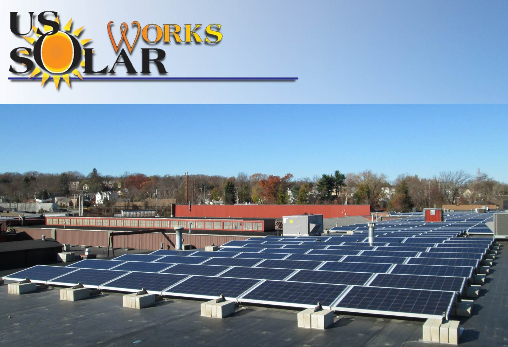 Commercial warehouse solar in Worcester, MA