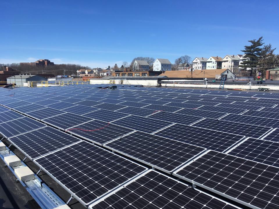 Commercial solar in Providence, RI